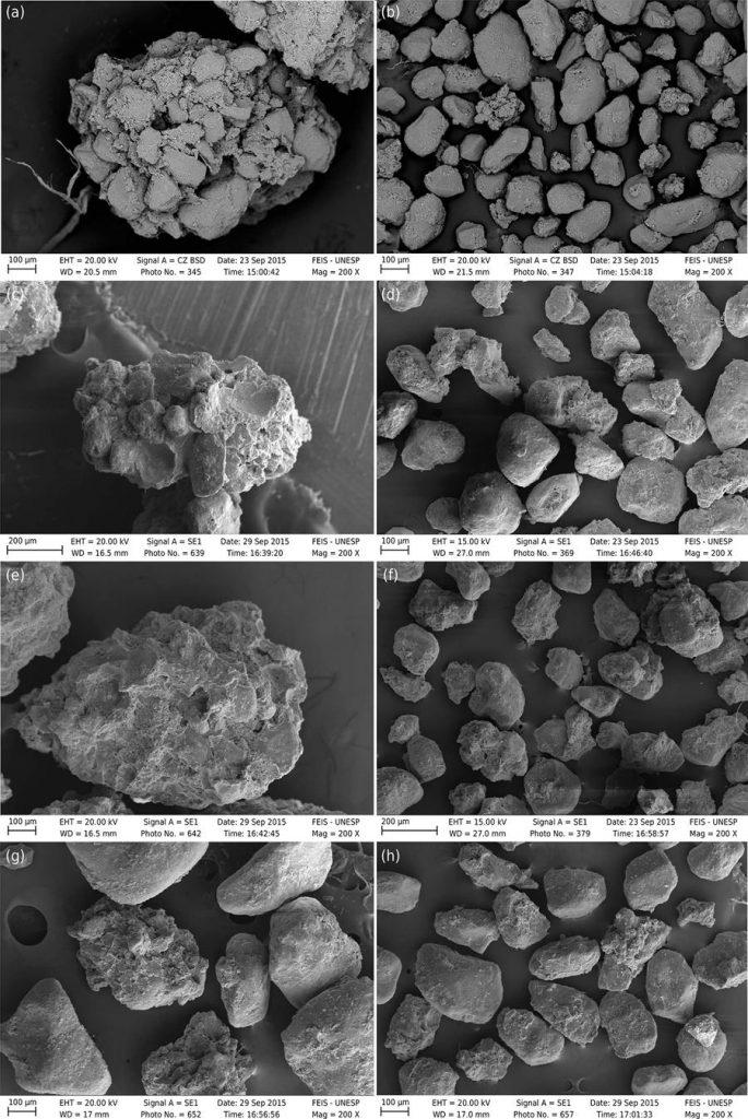 properties of sandy soil pdf